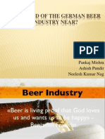 German Beer Industry