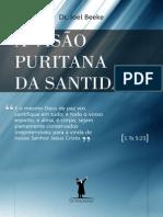 A Visao Puritana Da Santificacao