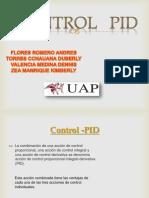 Sistema de Control PID