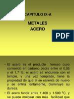 Capitulo Ix - A.mat-Acero