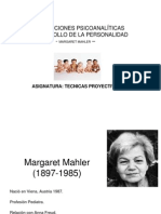 Margart Mahaler Desarrollo (Clases)