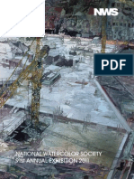 2011 NWS Annual International Exhibition Catalog