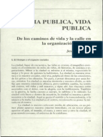 Galindo Caceres Jesus - Via Publica Vida Publica