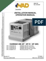 Kannand 406 User_manual
