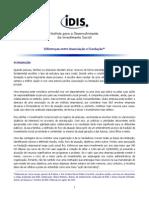 Fundacoes e Associacoes Diferencas