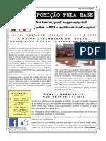 Boletim Oposição Pela Base - Ano II - nº 06
