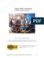 A Model for Biodiesel Production