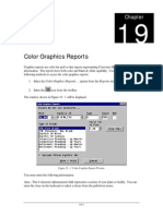 Chap 19 - Color Graphic Reports