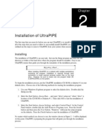 Chap 2 - Installing UltraPIPE