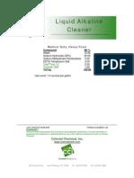 Liquid Alkaline Cleaner - 235