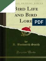 Bird Life and Bird Lore 1000040171