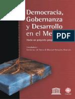 Libro Democracia