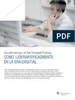 Guía del liderazgo de Dale Carnegie Training