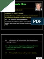 Presentacion Crisanto Velandia Mora