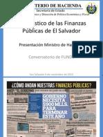 Diagnostico de Las Finanzas Publicas de El Salvador v2