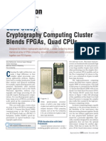 Cluster Computing Applications by Trenton Technology
