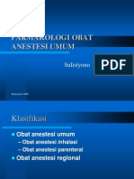 01. Farmakologi Obat Anestesi Umum