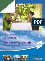 Gastgeberverzeichnis Inn-Salzach