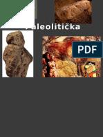 Paleolitička umjetnost