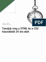Tanuljuk.meg.a.html.Es.a.css.Hasznalatat.24.Ora.alatt.2011.eBook AnAhTaR