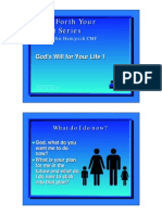 God's Will for Your Life 1