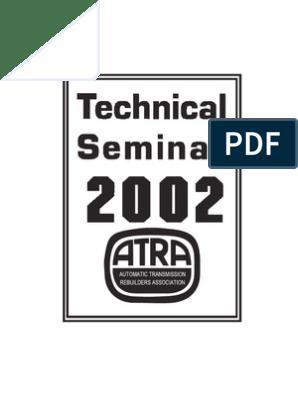 4 Speed Trans PTC F-223 Auto Trans Filter Kit-42RLE