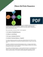 Los Cuatro Pilares Del Éxito Financiero Personal