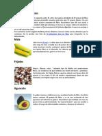 10 Alimentos Ricos en Fibra