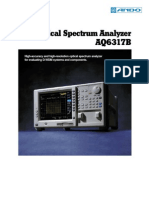 Ando AQ6317B - Optical Spectrum Analyzer.pdf