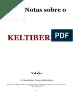 Keltiberika 1.3 - projecto