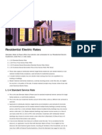 Glendale Water & Power - Residential