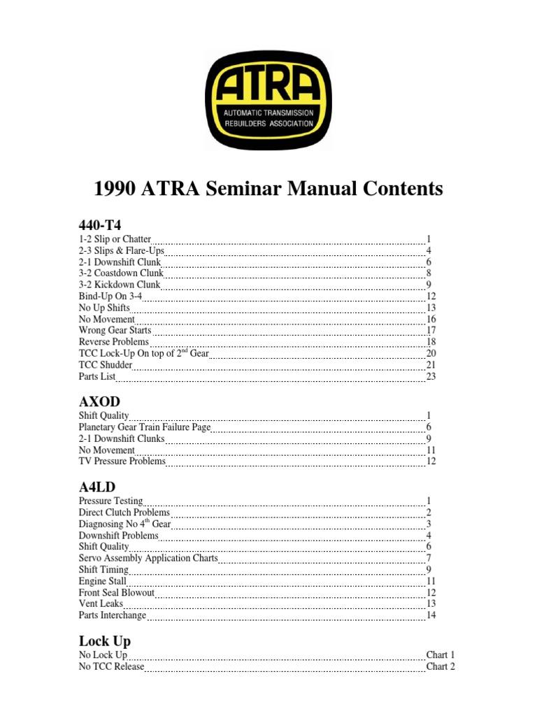 505 manual transmission automatic transmission rh scribd com mazda fnr5 repair manual FNR5 Transmission