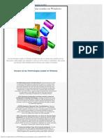 Glosario de terminologías usadas en Windows Wadpod Ultimate