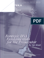 Forensic Dna Fundamentals