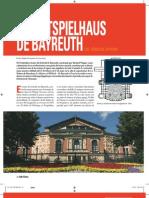 El Festspielhaus de Bayreuth - Los años del III Reich