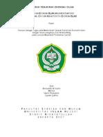 Ekonomi Islam Menurut Umar Chapra dan Monzer Kahf