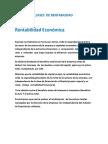 Clases de Rentabilidad (1)