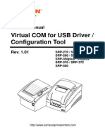 Impresora - Vcom4usb Manual English
