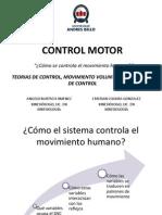 Control Motor Analisis Del Movimiento 2012