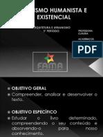 Realismo Humanista e Existencial (1)