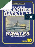 Grandes Batallas Navales - Las Batallas de Guadalcanal