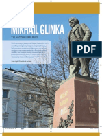 Mikhail Glinka y el Nacionalismo Ruso