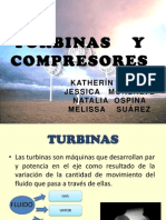 Turbinas y Compresores