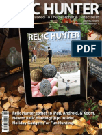 Relic Hunter Nov/Dec 2011