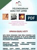 Buku Vot Dan Penyesuaian