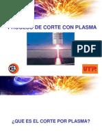 Proceso Corte Plasma