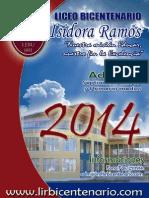 admision2014
