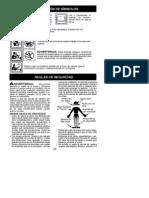 Manual Motosierra Poulan d Electrolux