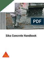 Sika Concrete Handbook 2012