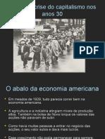 Crise Dos Anos 30
